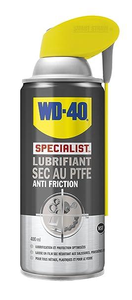 WD40 Lubrifiant sec au PTFE 400 ml