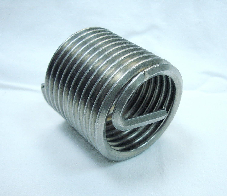 10 pcs SPARK PLUG Thread Repair Wire Insert Helicoil in Nylon Bag ...