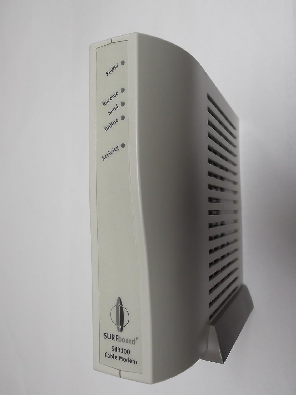Amazon Motorola Surfboard Sb 3100 Cable Modem Computers