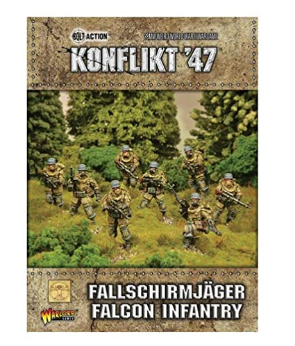 Amazon com: Konflikt '47: Fallschirmjager Falcon Infantry
