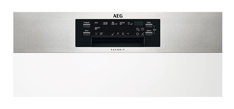 AEG FEE62600PM Totalmente integrado 13cubiertos A++ lavavajilla ...