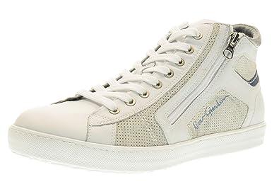 13e1230722 Nero Giardini Scarpe Uomo Sneakers Alte P704961U/707 Taglia 44 ...