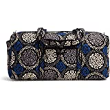 Vera Bradley XL Duffel Travel Bag in Canterberry Cobalt