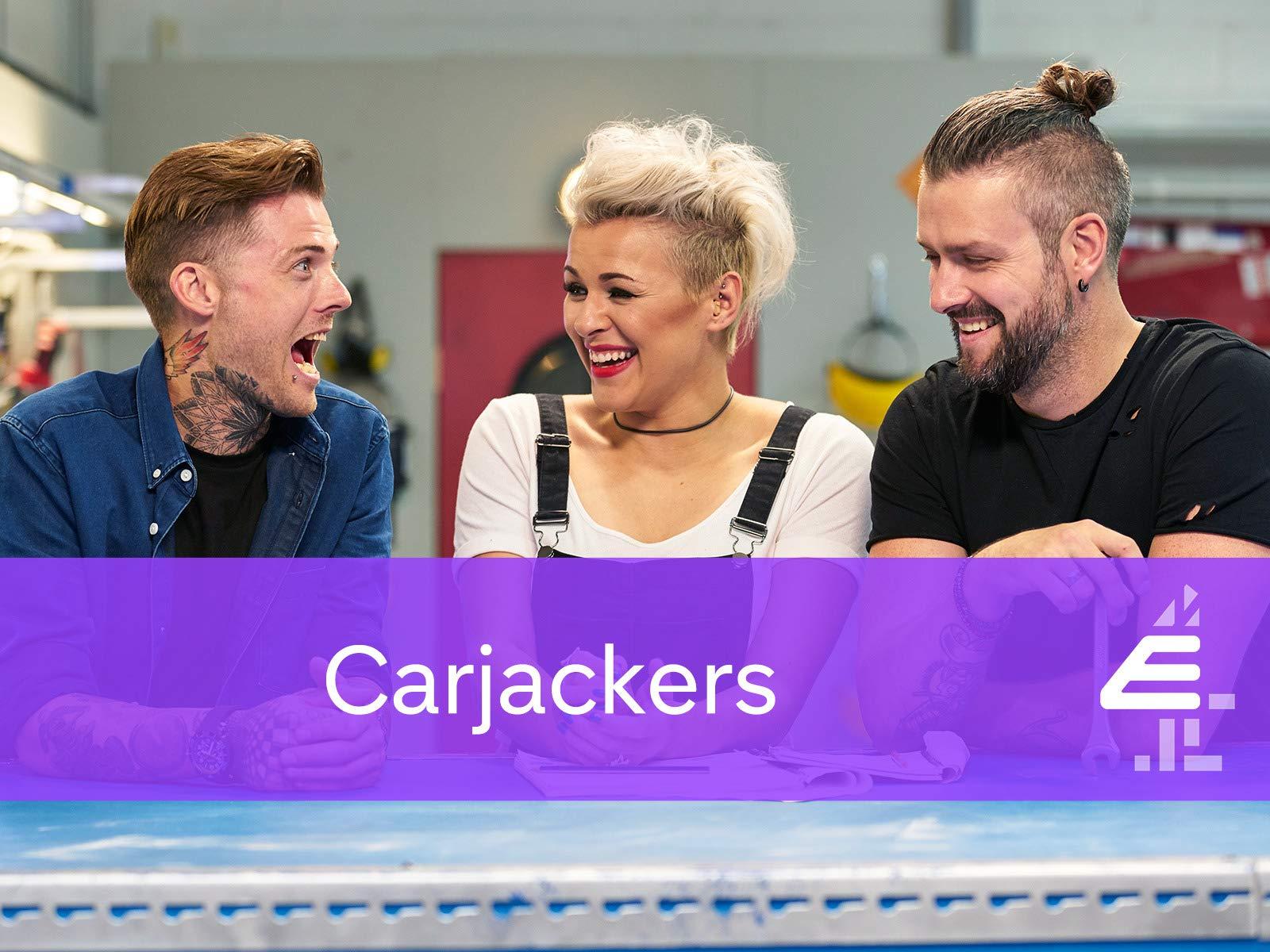 Carjackers on Amazon Prime Video UK