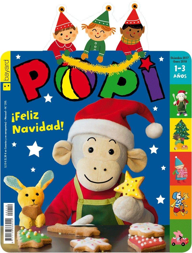 Popi. Feliz Navidad - Número 210: Amazon.es: Vv.Aa., Vv.Aa.: Libros