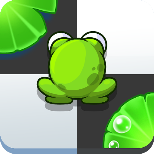 White Tile & Flappy Frog ()