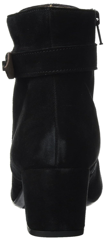 Stonefly Damen Stiefel Lory Ii 3 Velour Chelsea Stiefel Damen Schwarz (Nero/schwarz) c63770