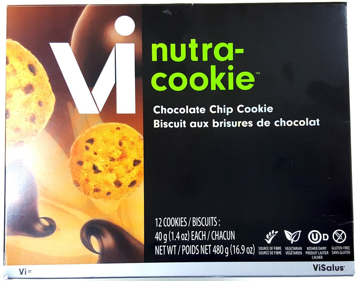 Amazon.com: ViSalus Nutra Cookie Chocolate Chip: Health & Personal Care