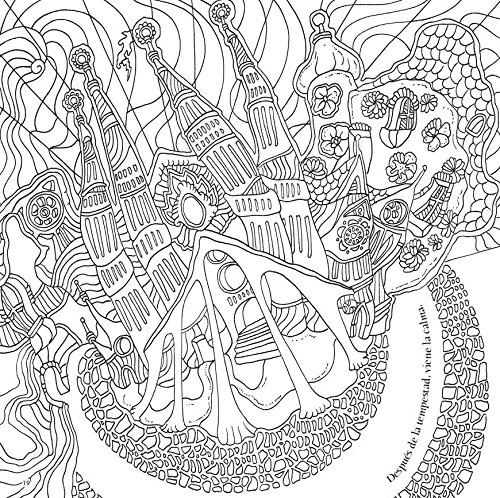 Buena Vista: A Colouring Book for Lovers of all Things Spanish ...