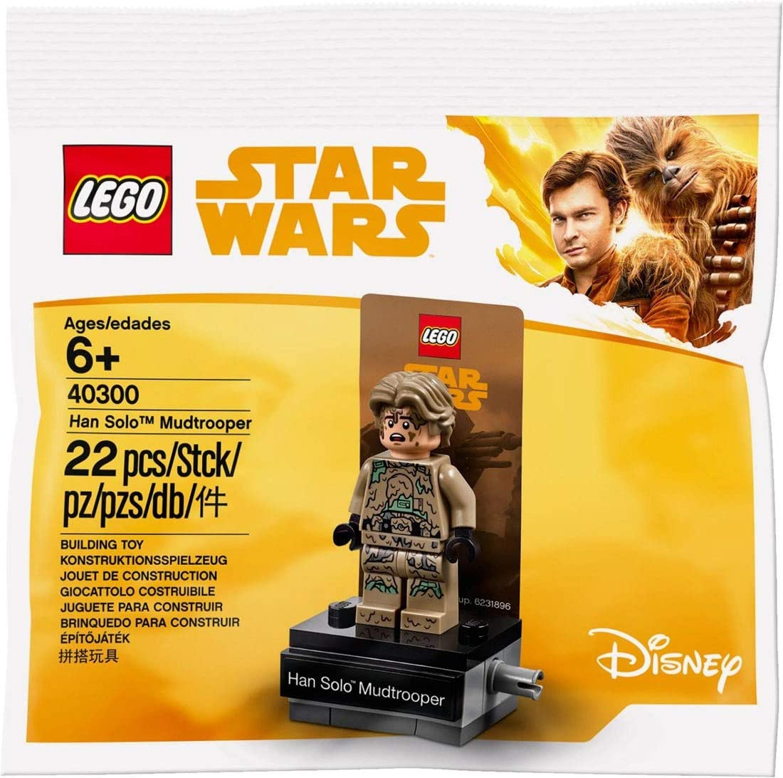LEGO Star Wars Han Solo Star Wars Story - Han Solo Mudtrooper (40300)