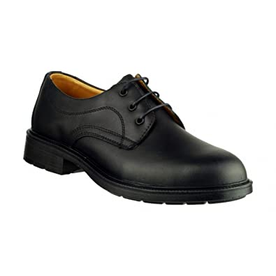 Amblers Safety Mens FS45 Leather Safety Shoes Black 9Nm3thD2j1