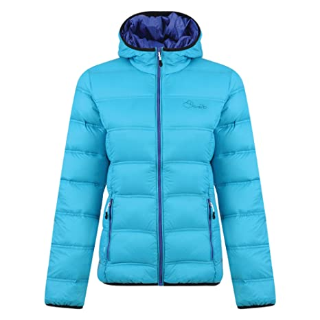 Dare2b Damen Daunenjacke Lowdown Jacket sea Breeze blau