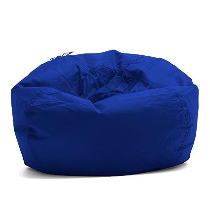 Peachy Big Joe Bean Bag 98 Inch Sapphire Ncnpc Chair Design For Home Ncnpcorg