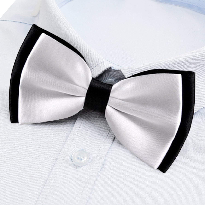 RedWhiteBlueBeige Father\u2019s Day Wedding AviationPlanes Handmade Set of Three Simply Me \u2022 Gentlemen Adjustable Bow Tie Set