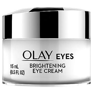 Olay Vitamin C Brightening Eye Cream to Help Reduce Dark Circles, 0.5 Fl Oz