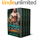 Werebears Of Acadia: The Complete Series Collection Box Set (Shifter Nation)