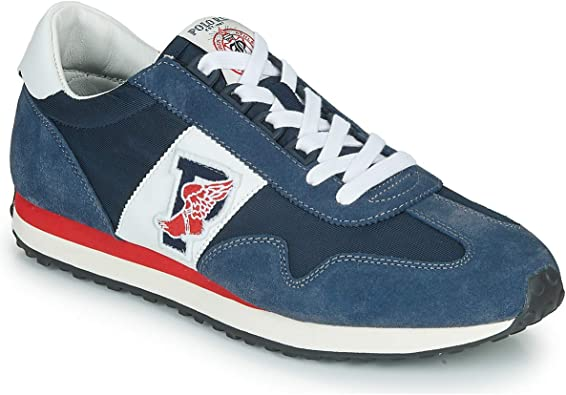 Zapatillas Polo Ralph Lauren TRAIN 90 P - Color - AZUL, Talla - 43 ...