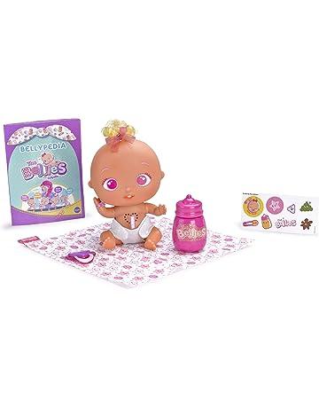 The Bellies - Pinky-Twink, muñeco interactivo para niños y niñas de 2 a