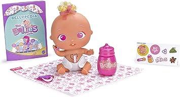 Oferta amazon: The Bellies - Pinky-Twink, muñeco Interactivo para niños y niñas de 2 a 8 años (Famosa 700014563)