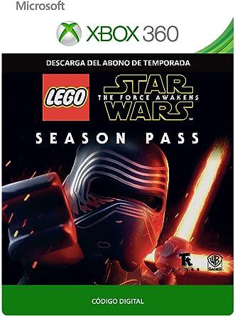 LEGO Star Wars: The Force Awakens Season Pass | Xbox 360 - Código de descarga: Amazon.es: Videojuegos