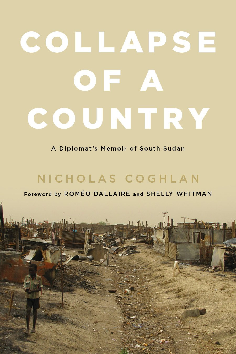 Collapse of a Country: A Diplomat's Memoir of South