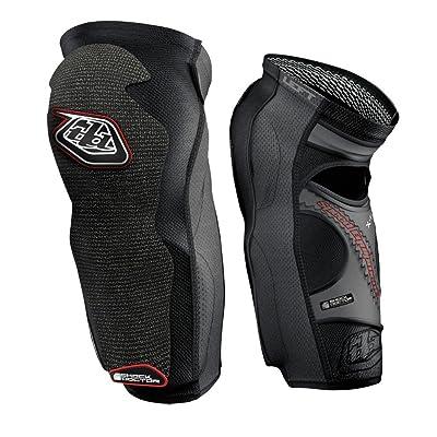 Troy Lee Designs KG 5450 Knee/Shin Guard Solid Black, S: Automotive [5Bkhe0104645]