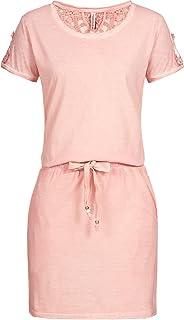 Stitch & Soul Damen Kleider Midi: : Bekleidung