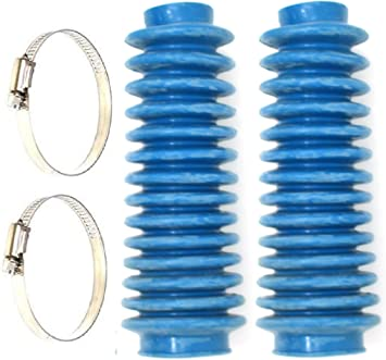 Shock Rough Boot Lifted 4x4 ORV Country Absorber Blue