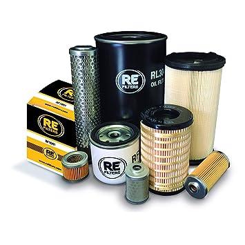 takeuchi tb290 filter service kit air, oil, fuel filters amazontakeuchi tb290 filter service kit air, oil, fuel filters