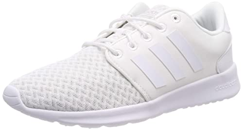 size 40 0dc66 b32fc adidas Womenss Qt Racer Running Shoes FTWR WhiteGrey Two F17, 3.5 UK