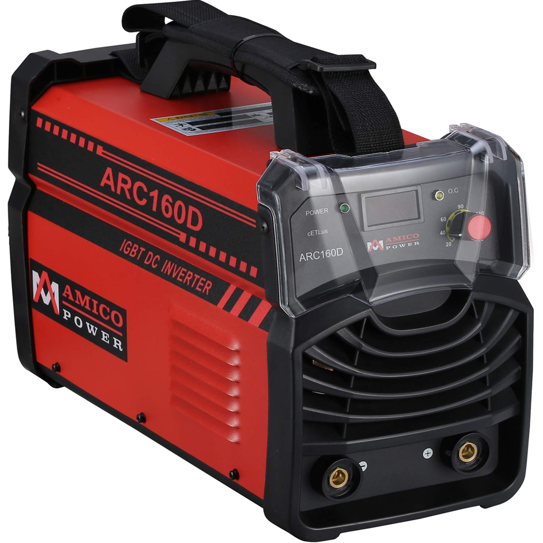 ARC-160D 160 Amp STICK ARC IGBT Inverter DC Welder 115/230 Dual Input Voltage Welding Soldering
