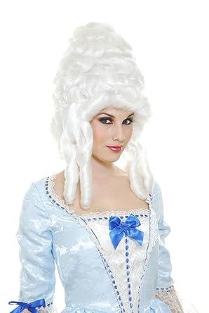 b9b8983a1a5b Amazon.com  Charades Women s Colonial Woman Costume Wig  Industrial    Scientific
