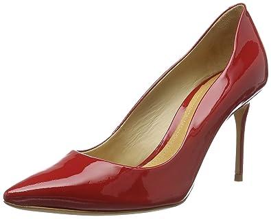 Schutz Lady, Escarpins Femme - Rouge - Rot (Scarlet), 38