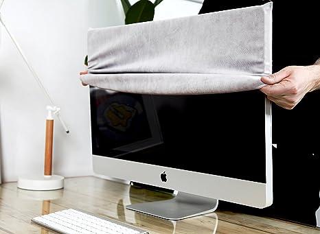 Business Laptop Taschen Handgefertigt Leder Filz Reise Tasche Für Apple Imac 27 5k Retina Thunderbolt Display 27 Mit Taschen Für Imac Zubehör Lavolta Tragetasche Für Imac 27 Zoll Koffer Rucksäcke