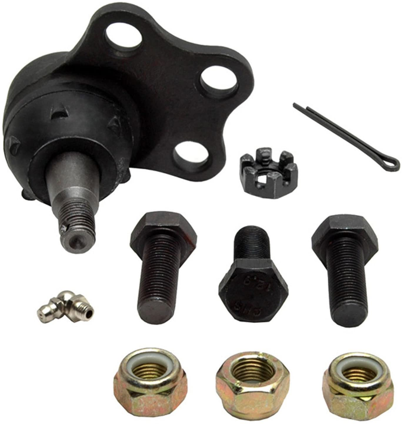 ACDelco 46D2259A Advantage Front Lower Suspension Ball Joint Assembly