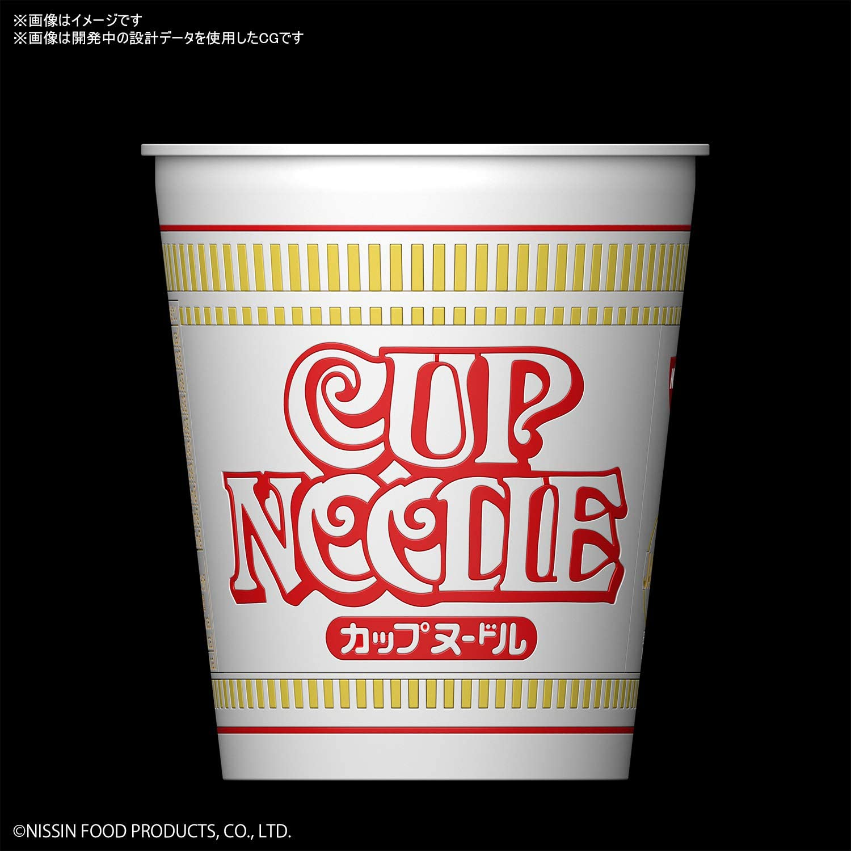 Cup Noodle Bandai Spirits 1/1 Model Kit