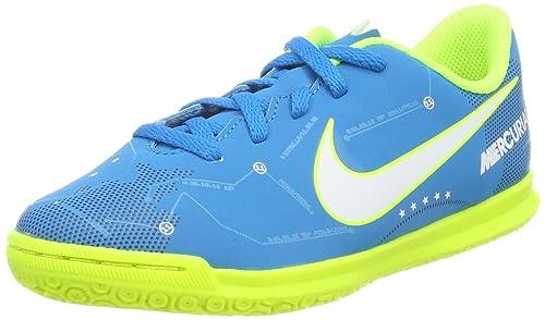 Nike Jr Mercurialx Vortex III Sx IC, Zapatillas de Fútbol Unisex para Niños: Amazon.es: Zapatos y complementos