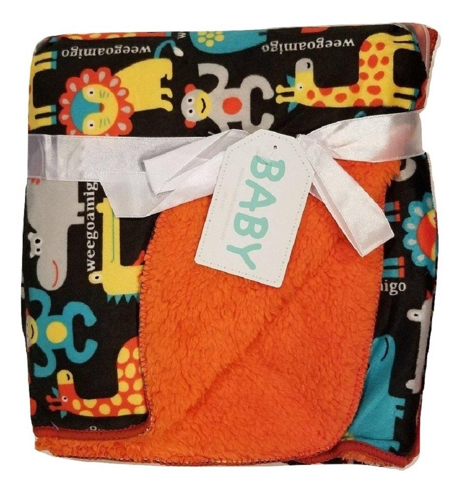 Weegoamigo Baby Blanket 30 in x 40 in My Baby