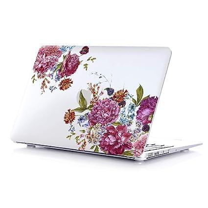 Amazon.com: Funda para MacBook Air de 13 pulgadas, cubierta ...