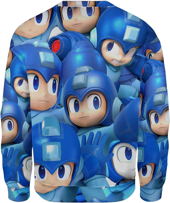 Megaman Super Smash Bros Sweatshirt