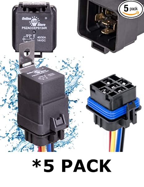 Dc Amp V Relay Wiring on automotive relay wiring, single pole relay wiring, 12 volt relay wiring,