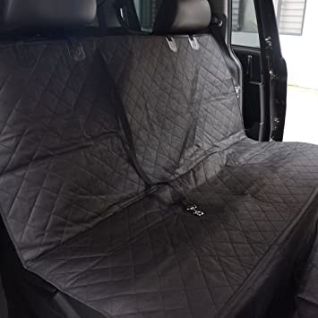 Reinforced Version Waterproof Back Seat Dog Cover For Cars And SUV With Extra