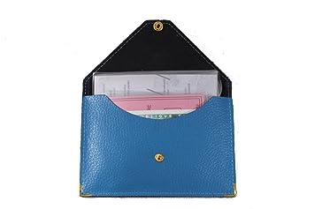 Lilosac Porte Papier Voiture En Cuir Format Enveloppe étui - Porte papier voiture