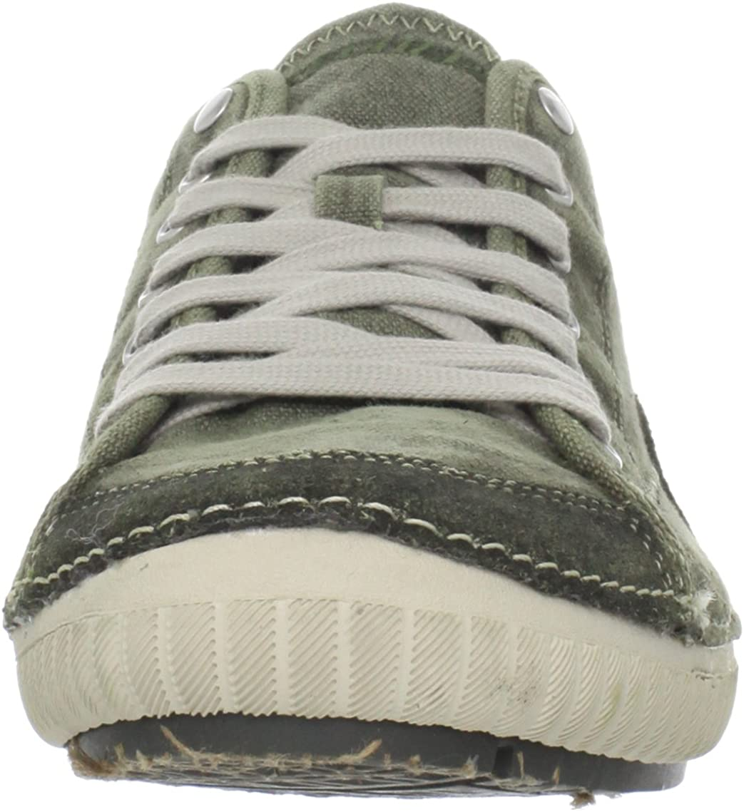 Skechers Men's Odesa Goredo Lace Up Oxford,Olive,13 M US