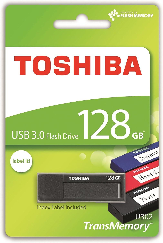 Toshiba Thn U302k1280mf Transmemory U302 128gb Usb 3 0 Computer Zubehör