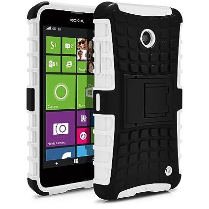 nokia lumia 635 case. nokia lumia 630 case, 635 magicmobile hybrid armor heavy duty shockproof case u