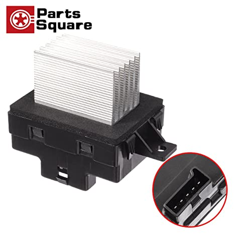 PartsSquare Blower Motor Resistor YH1825 Compatible with Ford Fusion,Mercury on