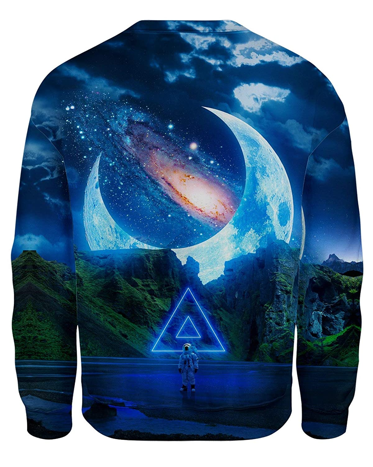 All Over Shirts Moonlit Sweatshirt