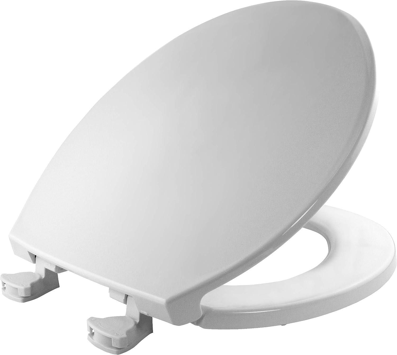 Best Toilet Seat-Best Economical: Bemis 800EC Plastic Toilet Seat