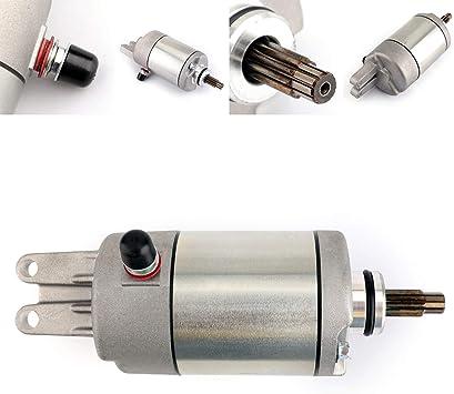 Areyourshop Motor de arranque eléctrico para H-O-N-D-A TRX ...